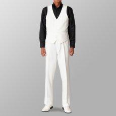 ステージ衣装 カラオケ衣装 ダンス衣装 セットアップ例 ホワイト