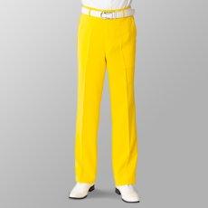 ステージ衣装 カラオケ衣装 イエロー 黄色 スラックス