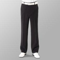 ステージ衣装 カラオケ衣装 ゴルフウェア ブラック 黒 スラックス