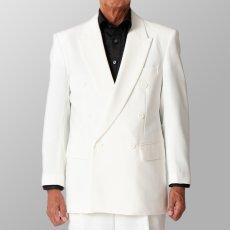 ステージ衣装 カラオケ衣装 ホワイト 白 ジャケット