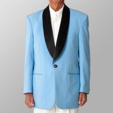ステージ衣装 カラオケ衣装 ライトブルー 水色 ジャケット