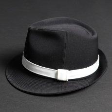 ステージ衣装 ブラック 黒  帽子