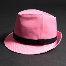 ステージ衣装 ピンク 桃色 帽子