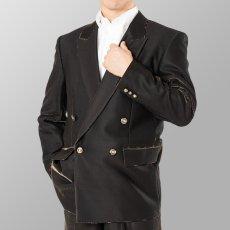 ステージ衣装 カラオケ衣装 ゴールド 金色 ジャケット
