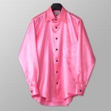 ステージ衣装 ピンク 桃色 シャツ