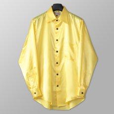 ステージ衣装 イエロー 黄色 シャツ