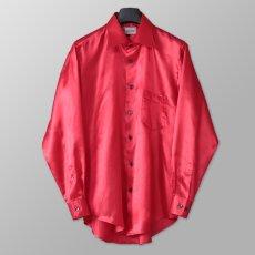 ステージ衣装 レッド 赤 シャツ