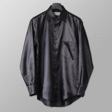 ステージ衣装 ブラック 黒 シャツ