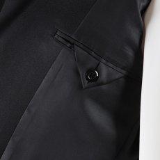 内ポケット ブラック 黒 水玉