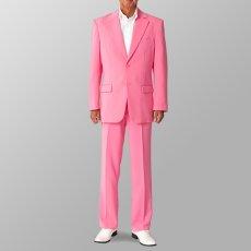 ステージ衣装 カラオケ衣装 セットアップ例 ピンク 桃色 スーツ