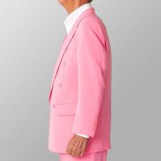 ピンク 桃色 ジャケット