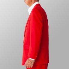 レッド 赤 ジャケット