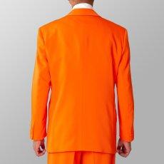 オレンジ ジャケット