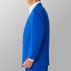 ブルー 青 ジャケット