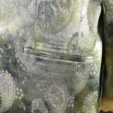 腰ポケット ライトグリーン 黄緑 ジャケット