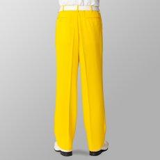 イエロー 黄色 スラックス
