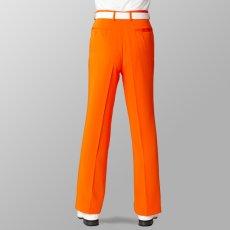 オレンジ スラックス