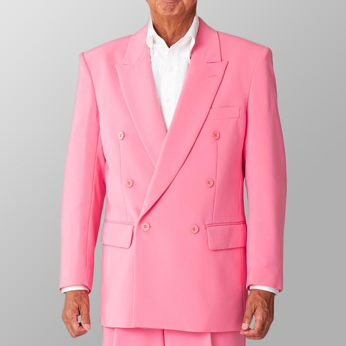 ステージ衣装 カラオケ衣装 ピンク 桃色 ジャケット