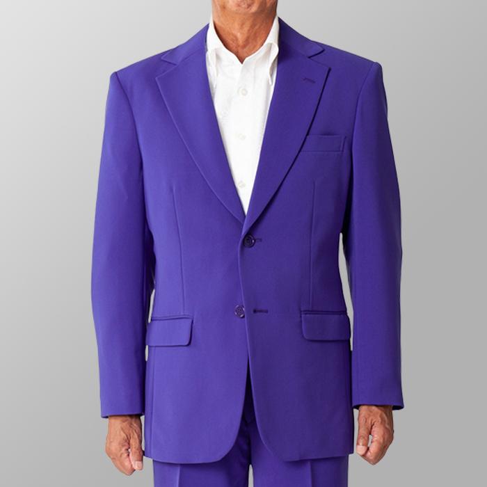 ステージ衣装 カラオケ衣装 パープル 紫 ジャケット