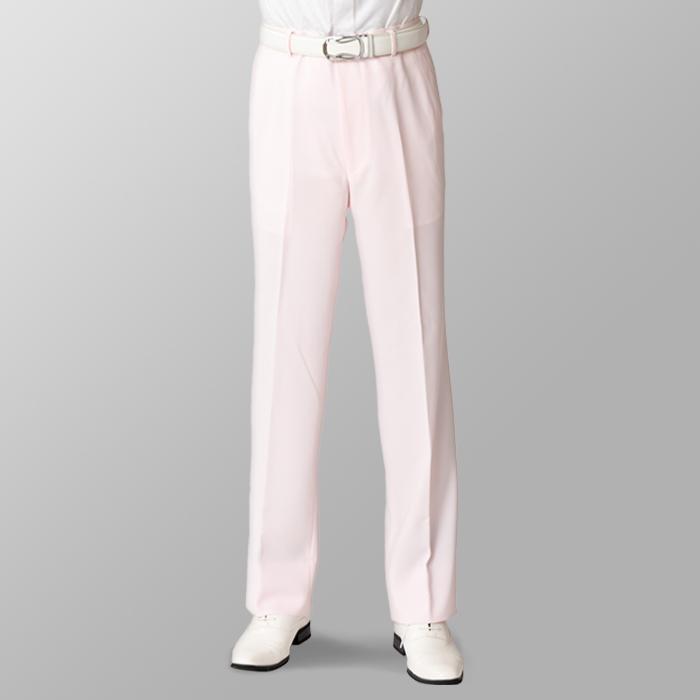ステージ衣装 カラオケ衣装 ゴルフウェア ライトピンク スラックス